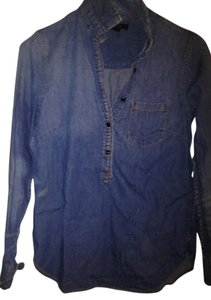 J.Crew Shirt Long Sleeve Button Down Shirt Denim