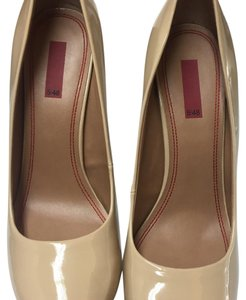5/48 nude Pumps