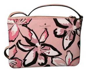 Kate Spade Floral Carolyn Cross Body Bag
