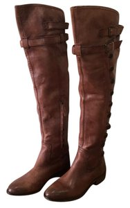 017870151a7f Brown Sam Edelman Boots   Booties - Up to 90% off at Tradesy
