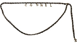 Chanel classic chain belt