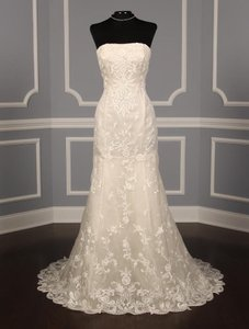 Oscar De La Renta 66e12 Wedding Dress