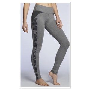Fabletics camo side stripe leggings