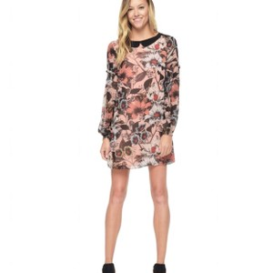 Juicy Couture short dress Multicolor/Floral on Tradesy