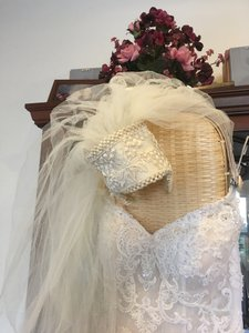 Casablanca Regal Gown Wedding Dress