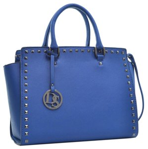 Other Classic Bags Large Handbags The Treasured Hippie Vintage Purse Satchel in Blue