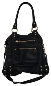 Linea Pelle Tote in Black
