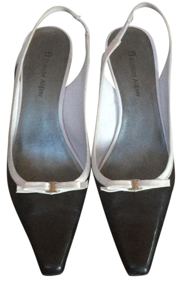 White Slingback Shoes For Sale