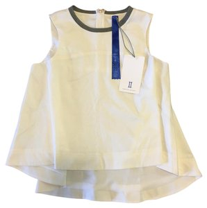 Kit and Ace Top White