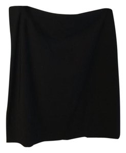 Spanx Mini Skirt Black