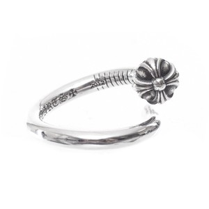 Chrome Hearts XBALL CH PLUS NAIL RING MULTIPLE SIZES