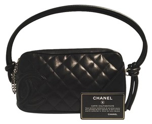 Chanel Back Clutch
