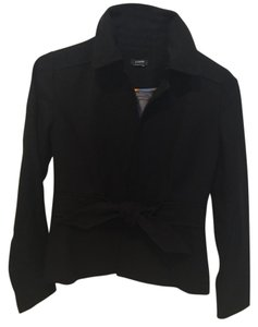 J.Crew Wool Coat Coat Black Blazer