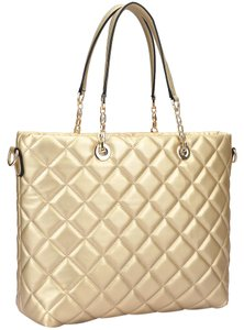 Other Classic The Treasured Hippie Large Handbags Vintage Tote in Metallic Gold