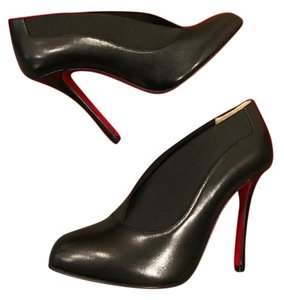 Christian Louboutin Heels Pumps Black Boots