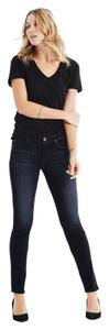 AG Adriano Goldschmied Cigarette Skinny Jeans-Dark Rinse