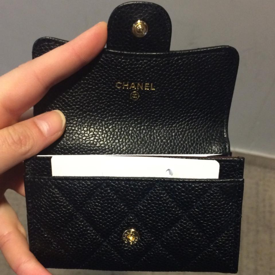 29aab1b389b3 Chanel Classic Coin Purse Black | Stanford Center for Opportunity ...