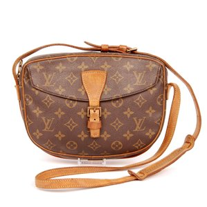 Louis Vuitton Monogram Canvas Jeune Fille Cross Body Bag