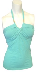Victoria's Secret Vs Summer Mix Match Halter Green Halter Top
