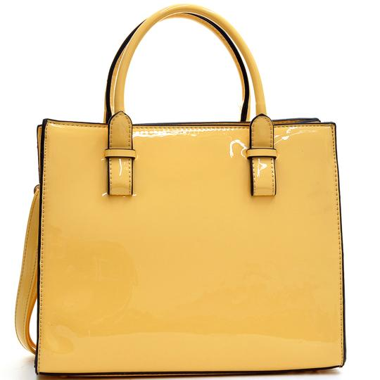Other Classic Bags The Treasured Hippie Large Handbags Purse Vintage Satchel in Yellow Image 1