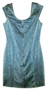 H&M short dress Silver Sparkle on Tradesy