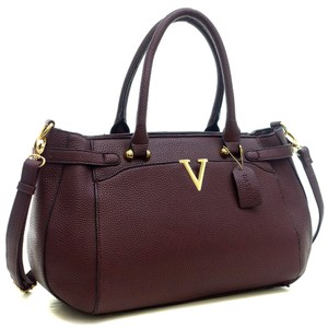 Other Classic The Treasured Hippie Large Handbags Vintage Satchel in Coffee