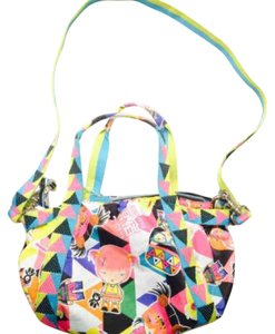 Harajuku Lovers Neon Harajuku Shoulder Bag
