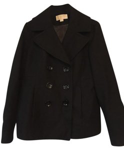 Michael Kors Pea Wool Pea Coat