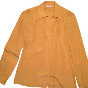 Prada Top Canary