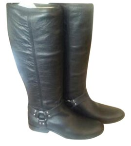 frye tall leather boots Boots