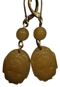 CAbi cameo earrings