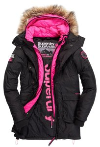 Super Dry Jacket Ski Down Jacket Coat