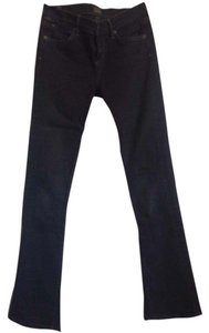 Citizens of Humanity Rocket All Skinny Cigarette Straight Leg Jeans-Dark Rinse