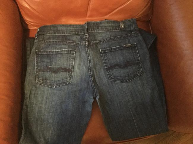 7 For All Mankind Boot Cut Jeans Image 1