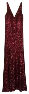 Nicole Miller Sequin Formal Dress