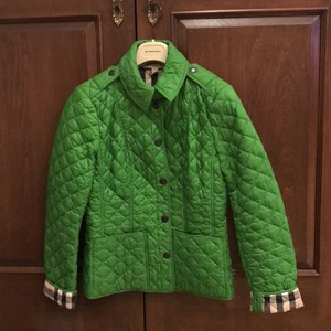 Burberry Brit Spring Quilted Jacket