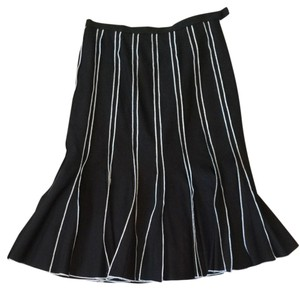 Eva Gabrielle Skirt Black