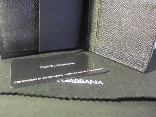 Dolce&Gabbana NWT Authentic Dolce & Gabbana Wallet Leopard Glossy Coated Leather