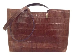 Tumi Laptop Travel Business Tote in Brown