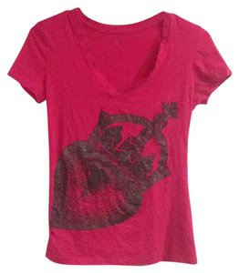 Nollie T Shirt pink