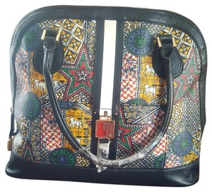 L.A.M.B. Satchel in Multi-colored