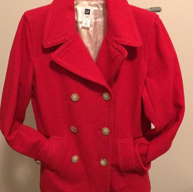 Gap Pea Coat Image 5