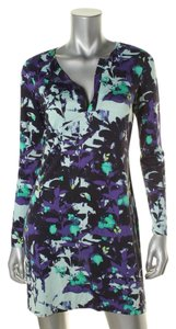 Diane von Furstenberg Top Blue multi