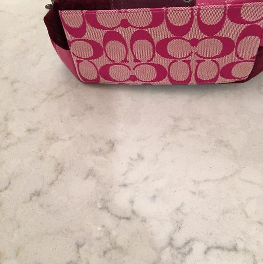 Coach Wristlet in Pink Image 3