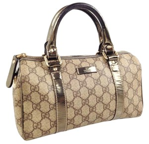 Gucci Louis Vuitton Speedy Monogram Tote in Brown