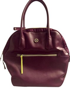 Lululemon Tote in Plum