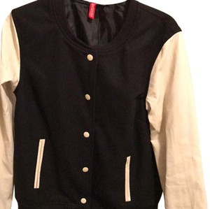 H&M black and white Jacket