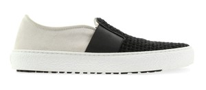 Chanel Tweed Leather Trainer Sneaker Suede Multicolor Athletic