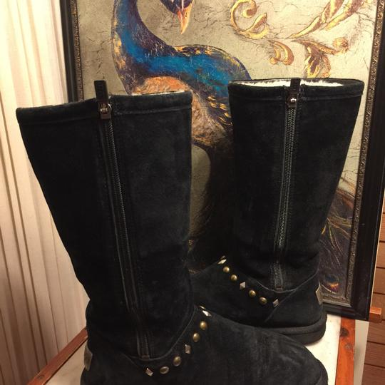 UGG Australia black/silver/brass Boots Image 10