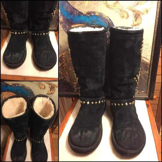 UGG Australia black/silver/brass Boots Image 2